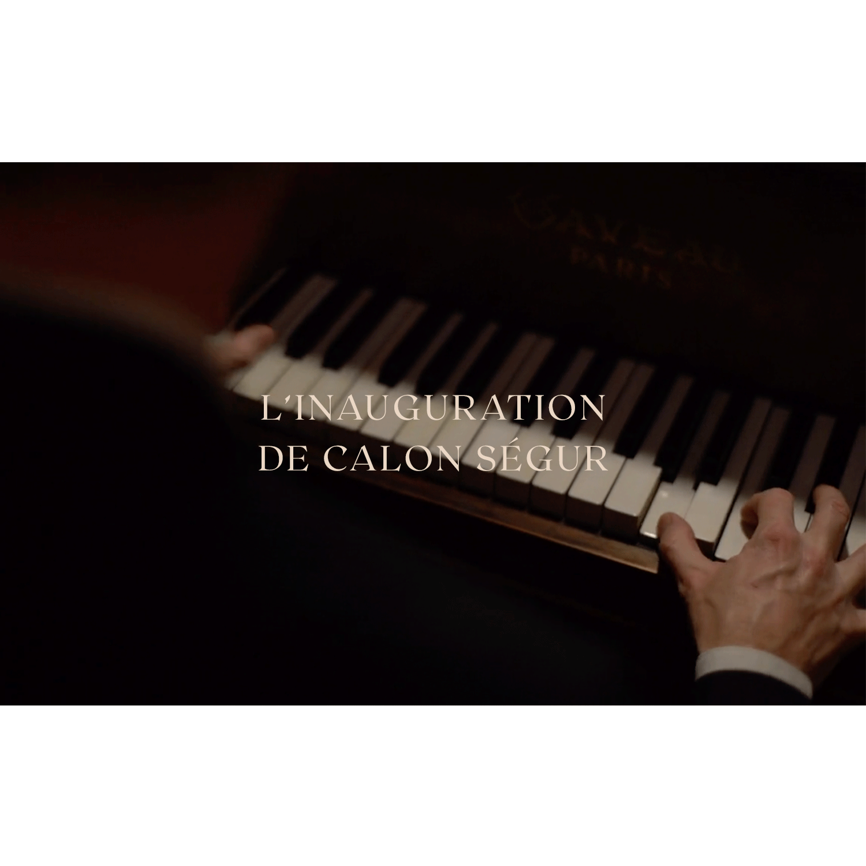 Inauguration de Calon Ségur