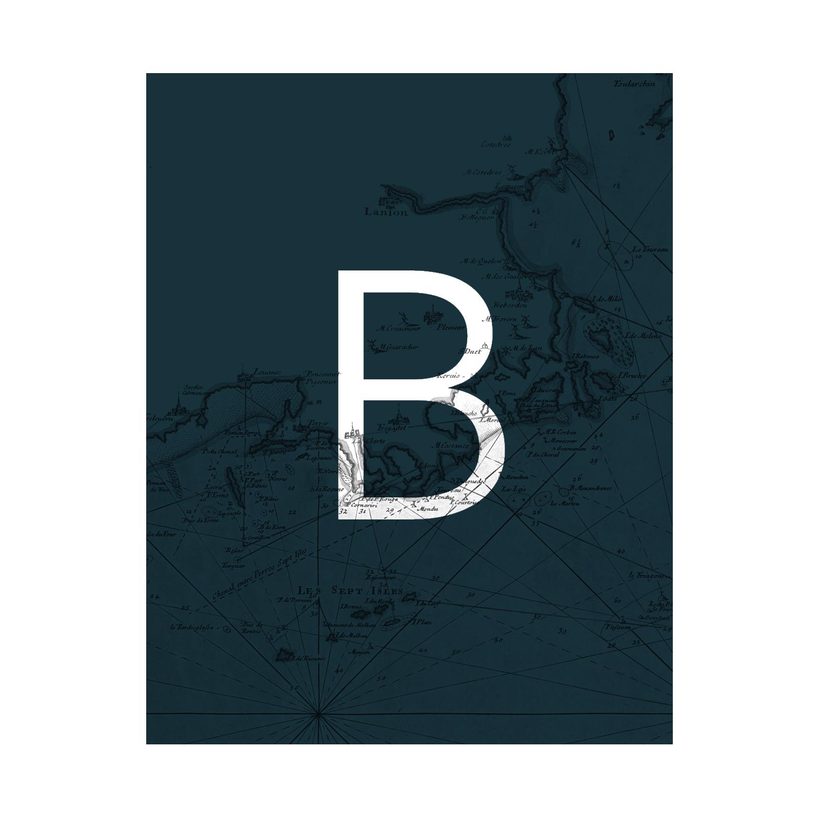 B like Bretagne